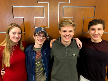 Indian Hill High School students achieve perfect score on ACT