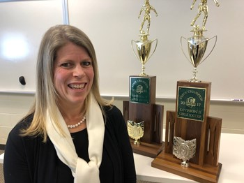 Indian Hill Coach Amy Dunlap named National Coach of the Year