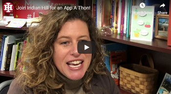 VIDEO: Indian Hill High School hosts an App-A-Thon