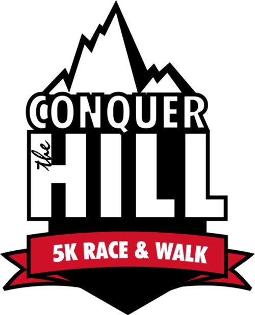 Conquer the Hill Logo