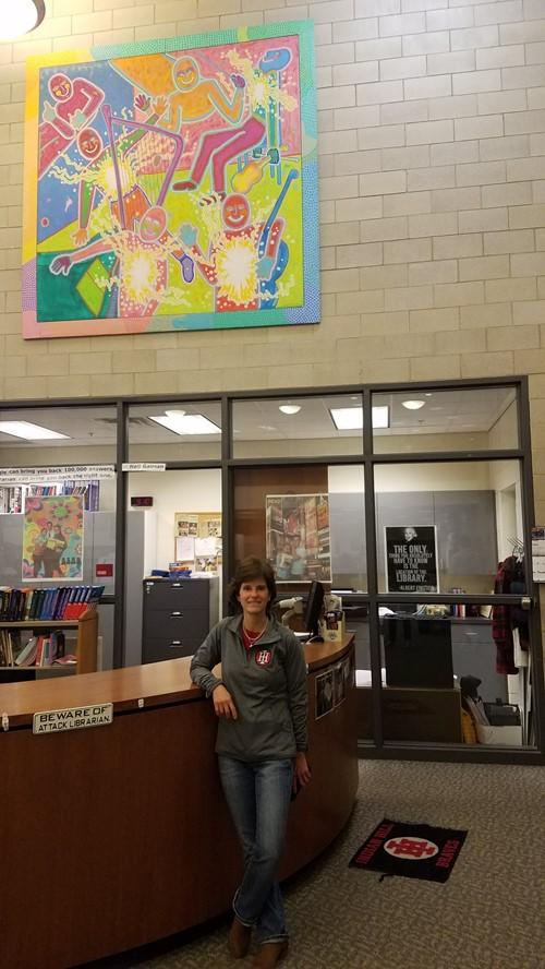 IHHS Art Donation