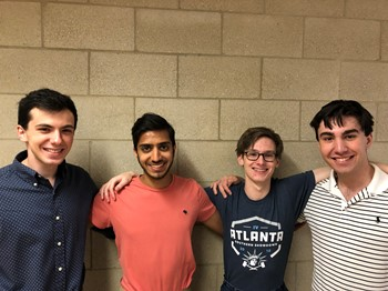 2019 Ohio Economics Challenge State Champions: Indian Hill High School