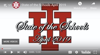 VIDEO INCLUDED: The State of our Schools