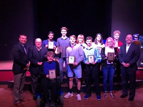 2019 IHHS Blue Chip Awards