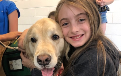 IHES Therapy Dogs