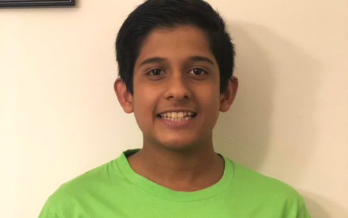 THE STUDENT EXPERIENCE: Meet Pranav Rastogi, founder of Indian Hill High School's HOSA Chapter