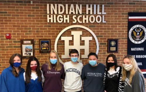 Indian Hill High School Mock Trial Team wins exclusive Yale Bulldog Invitational!