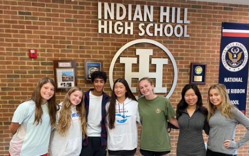 IHHS National Merit Students