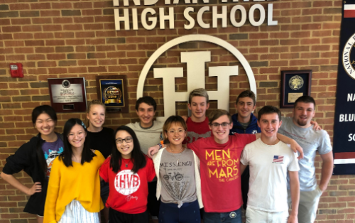 National Merit recognizes 17 Indian Hill High School students