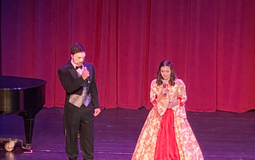 Indian Hill High School presents Pow Wow 2020: The Phantom of the Opera