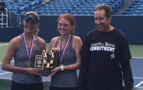 Braves named OHSAA Tennis Doubles State Champions