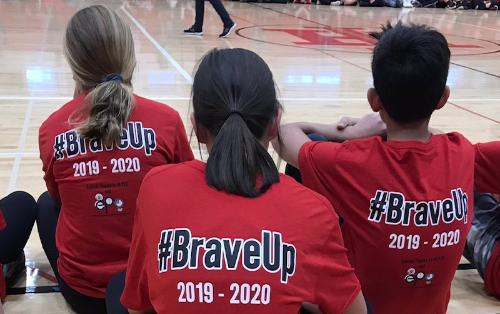 BraveUp Day at IHMS
