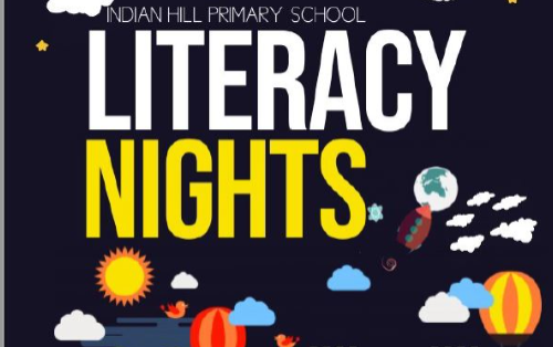 Indian Hill Primary School Literacy Night goes virtual