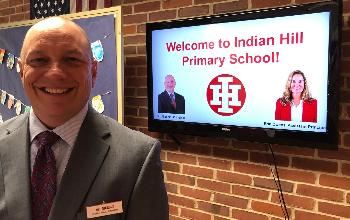 IHPS Principal Jim Nichols