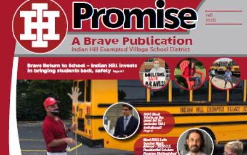 IH Promise Newsletter Cover