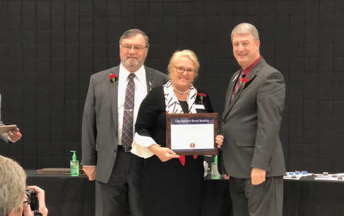 Indian Hill School District receives several accolades during OSBA Southwest Regional Meeting