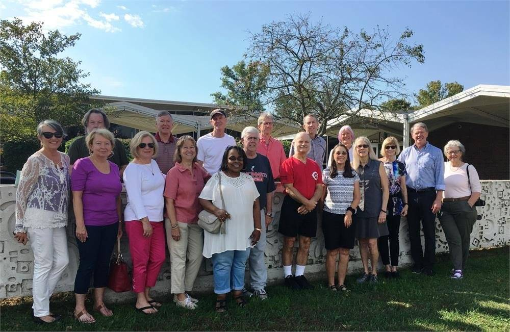 Photos from the celebration of their 50th IHHS Reunion