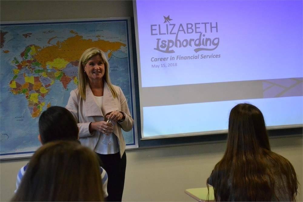 Elizabeth Isphording