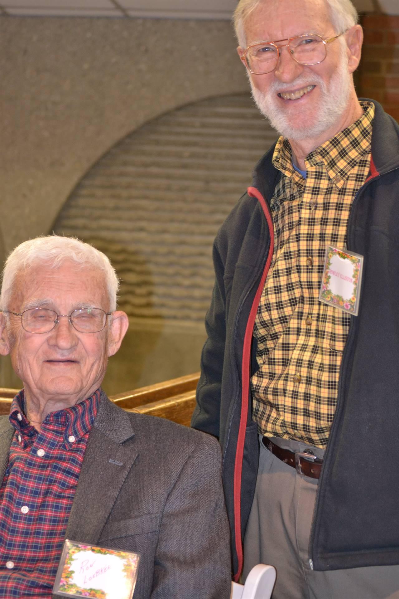 Loebker and Elliston