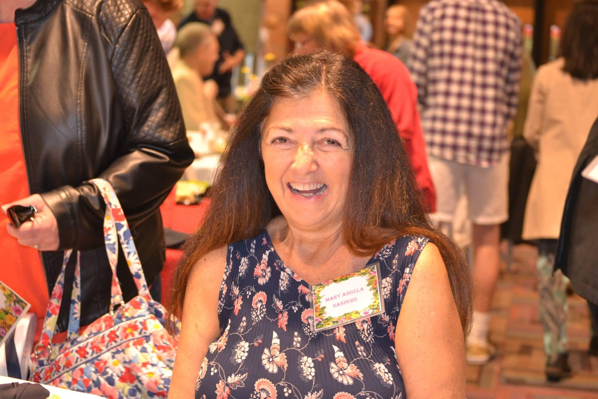 Mary Angela Sanders