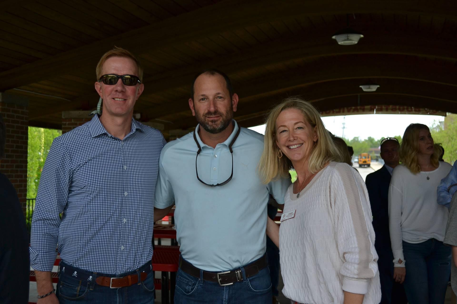 Scott, Josh, Debbie