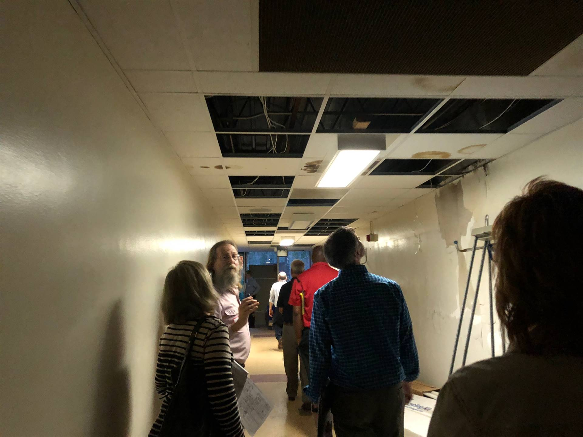 Facilities Assessment Task Force Tours 2018-2019