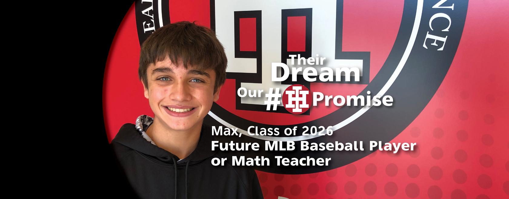 IHMS Student Max