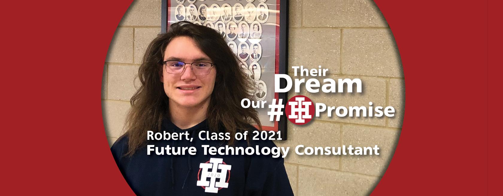 IHHS Student Robert