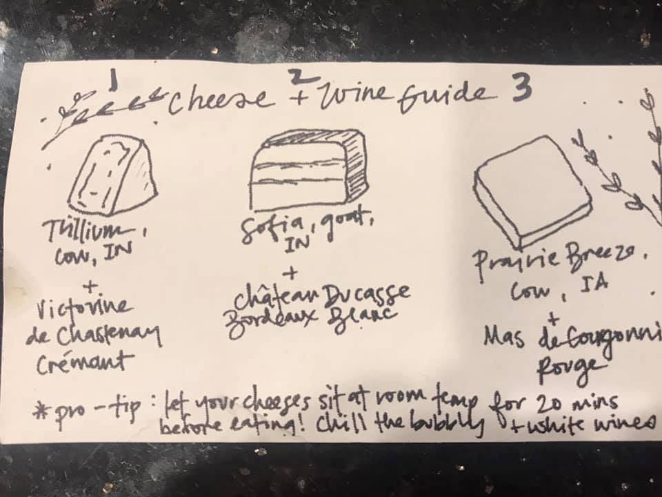 cheese information