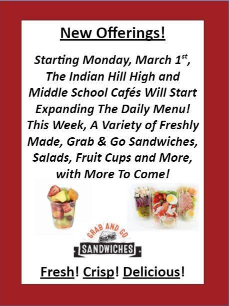 March Flyer Update