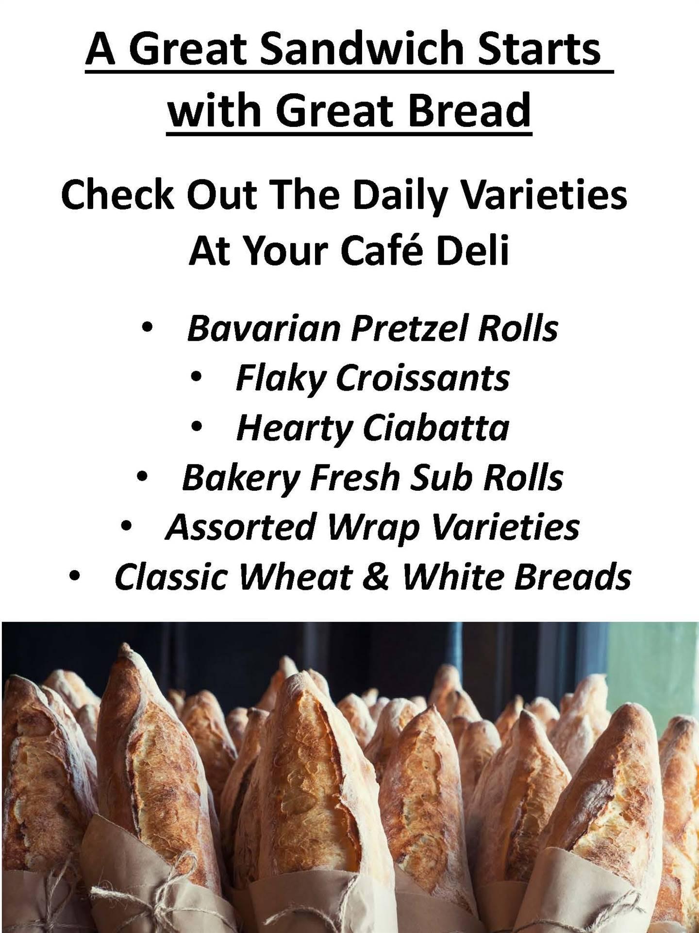 Bread Marketing