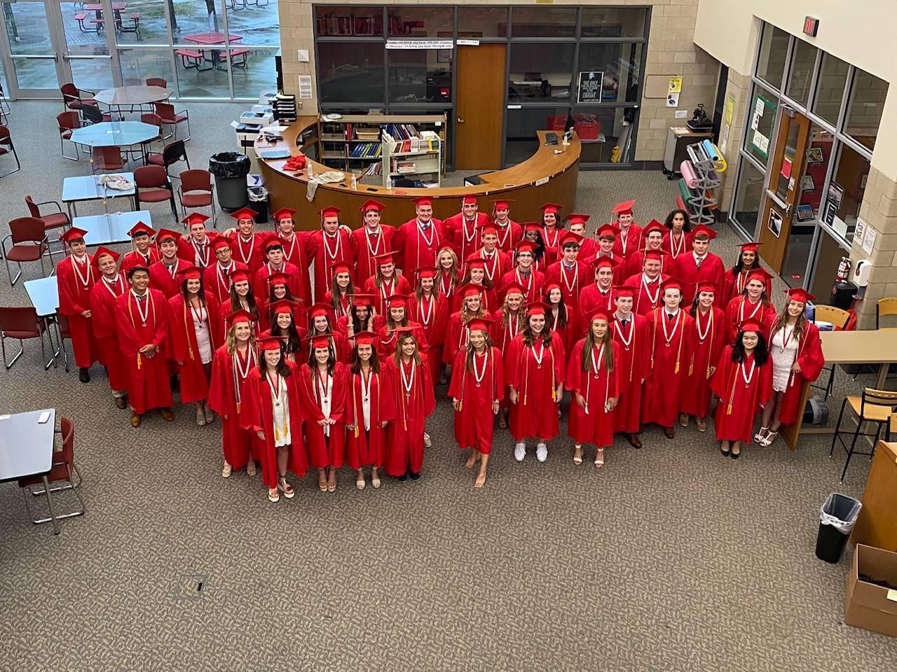 Indian Hill High School Class of 2021 Graduation