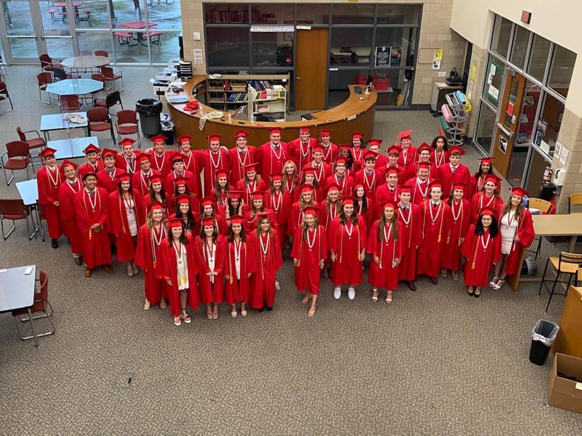 13 year club graduates