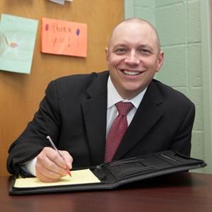 Principal Jim Nichols